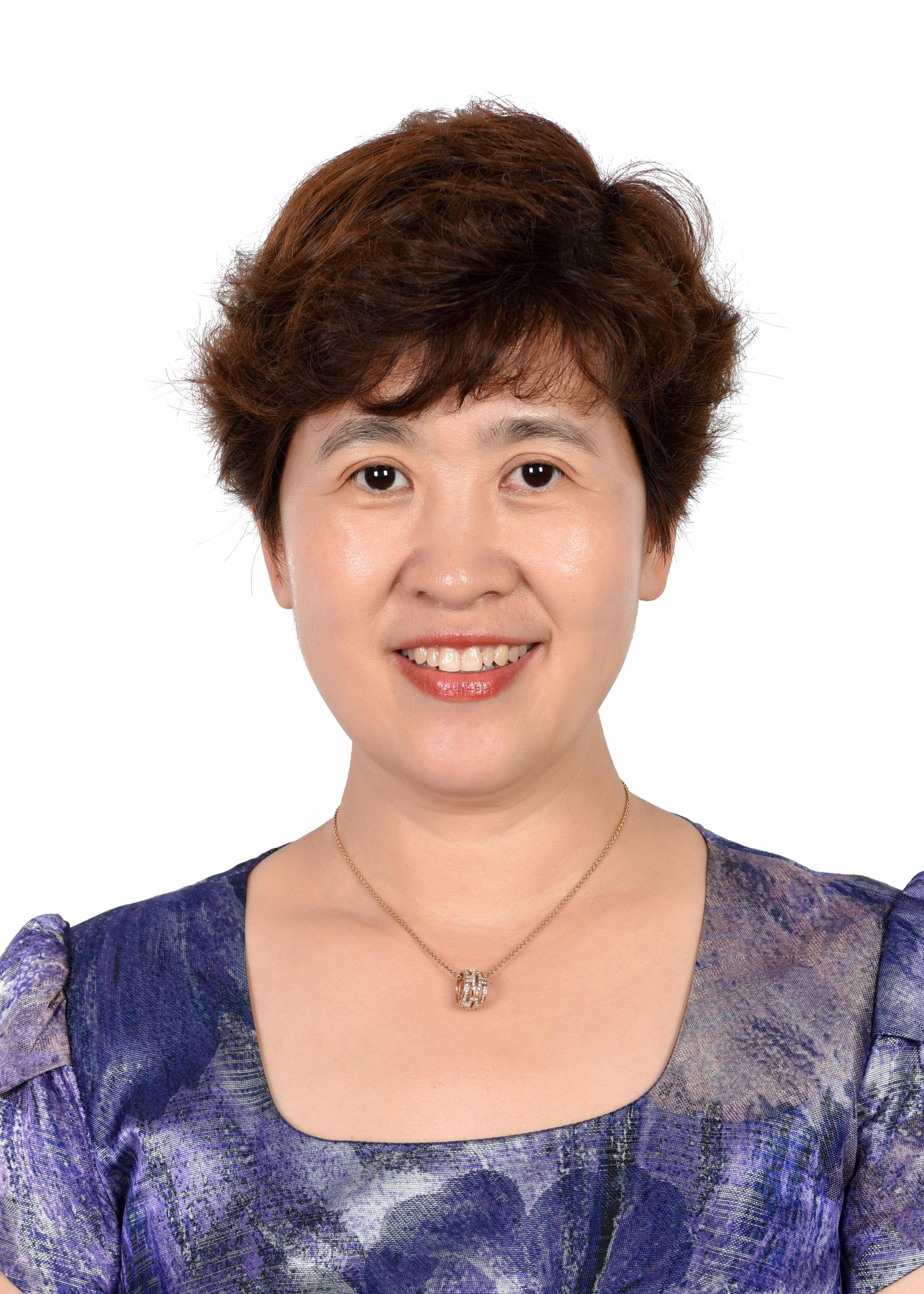 Ms. Cindy Li