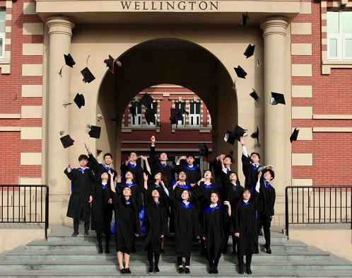 How Wellington College China paves the path to higher education