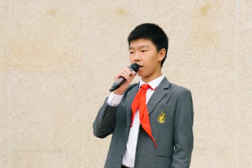 Meet a Huili Academic Scholarship recipient: Oscar