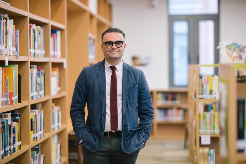 基础教育为什么需要博士?  ——对话Paulo Arruda博士 (上)