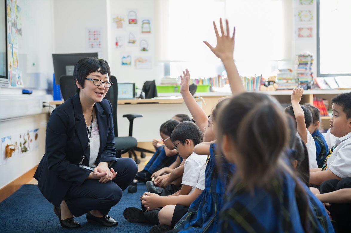 上海民办小学语文课程