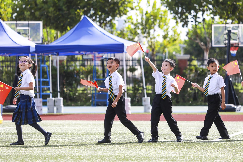 上海浦东新区民办小学道德与法治课程