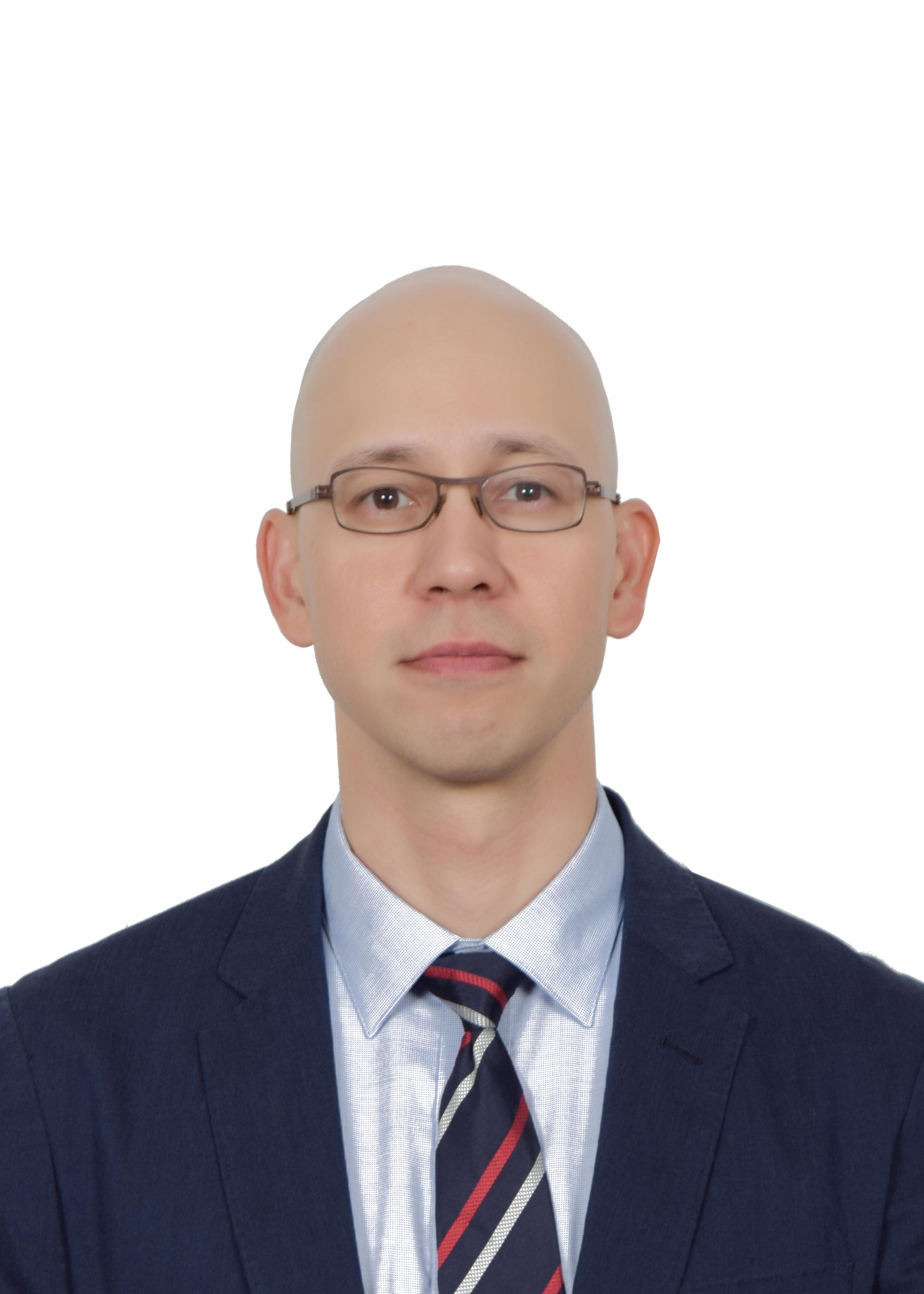 Mr. Leif Raiha